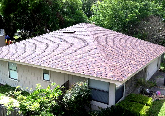 shingle roof style - Godwin Green Roofing