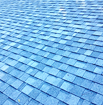 example of shingle roof